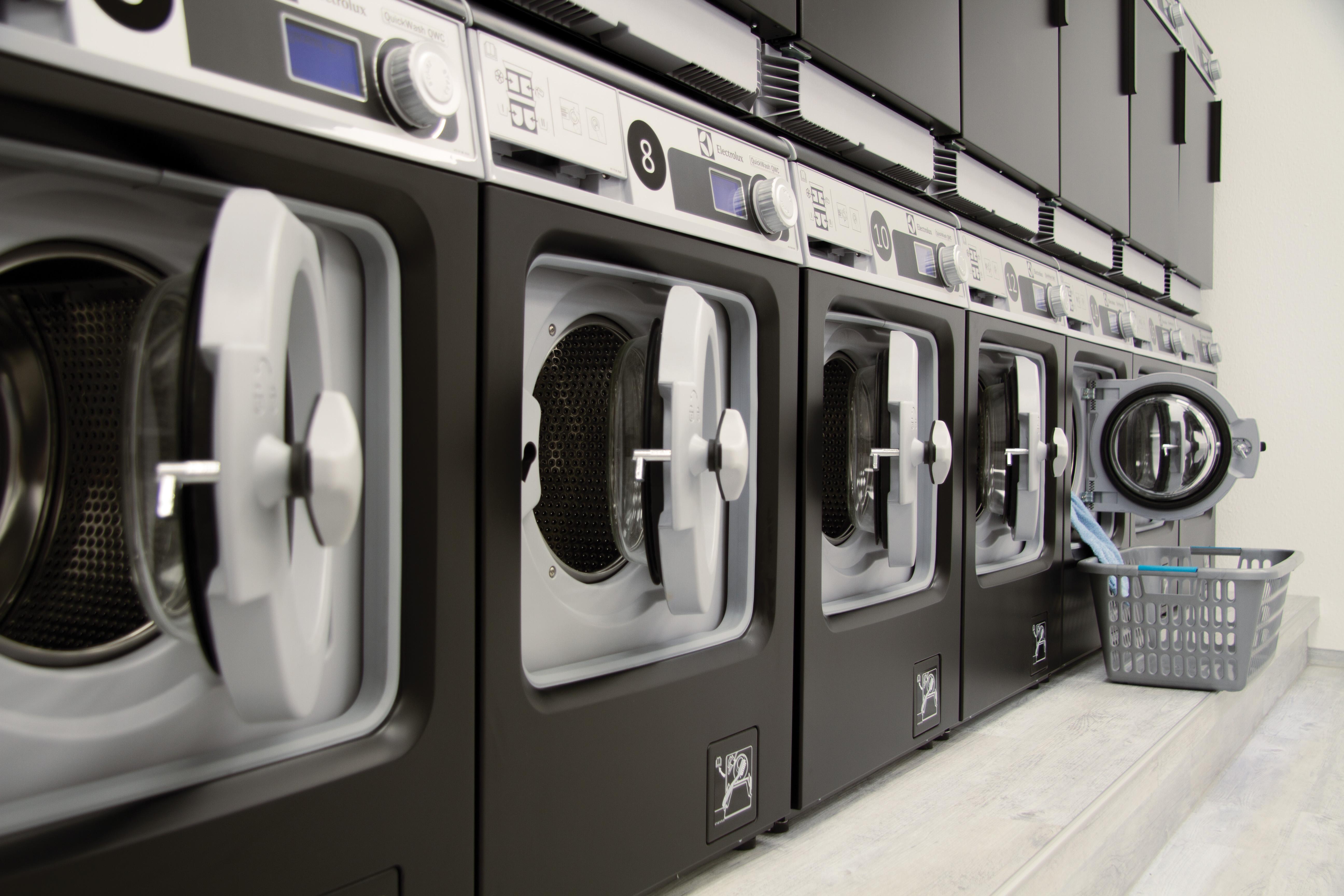 Profi-Waschmaschinen von Electrolux