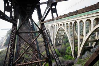 Twin Bridges LA