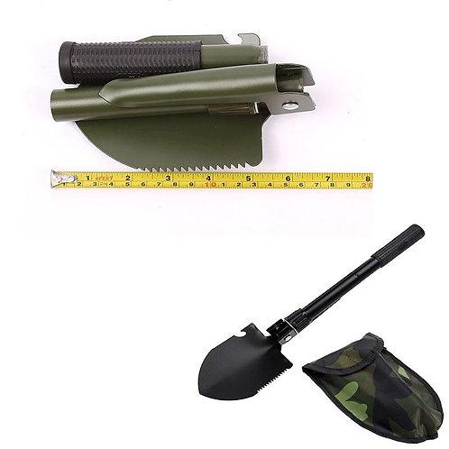 Military Portable Folding Beach Shovel Survival Spade Trowel | Camping Outdoor