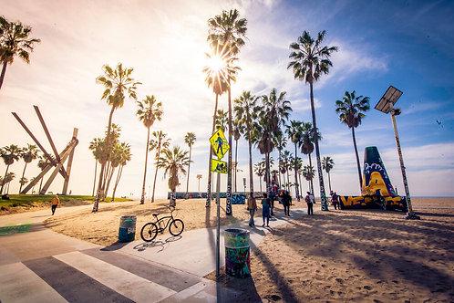 Venice Beach Walks