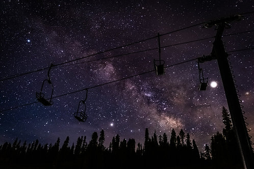 Milkyway at the Slopes