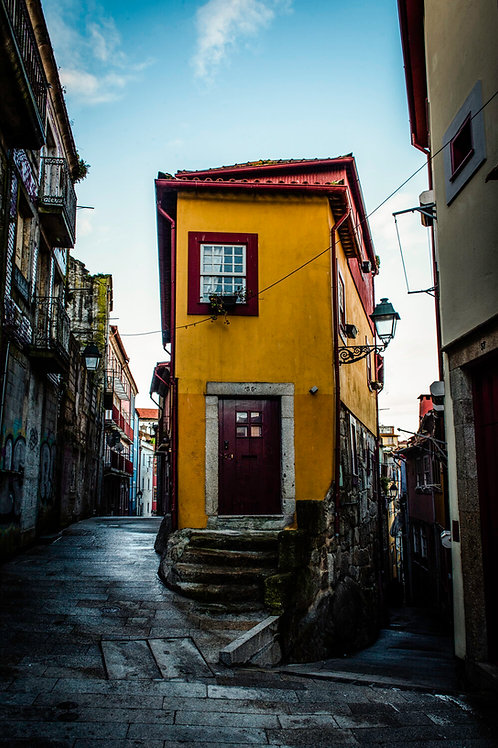 Little Porto House