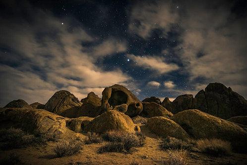 Moonlit Deserts