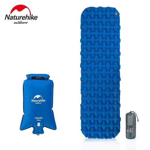 Naturehike Nylon TPU Sleeping Pad Lightweight Moisture-Proof Air Mattress Port