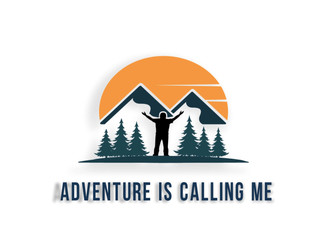 Logo Animation - Adventure Is Calling Me