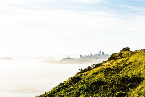 SF in the Distance