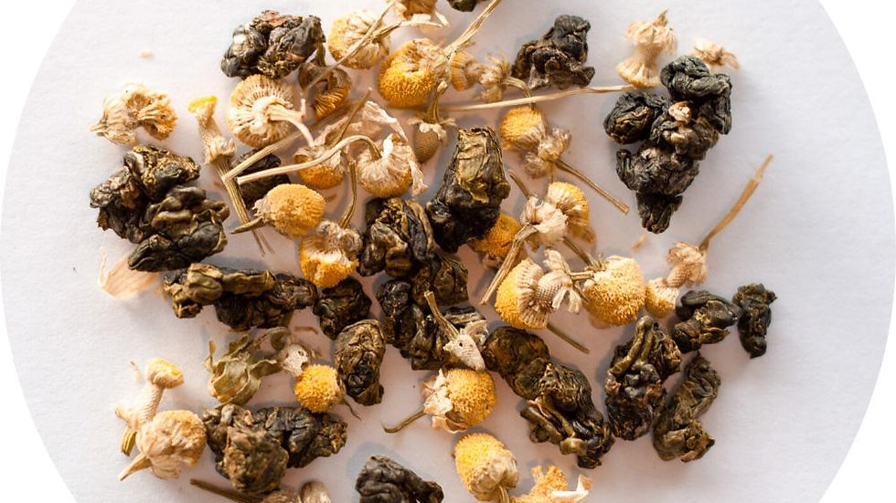 Chamomile Oolong Tea