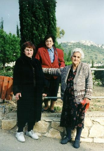 Three sisters, 1997