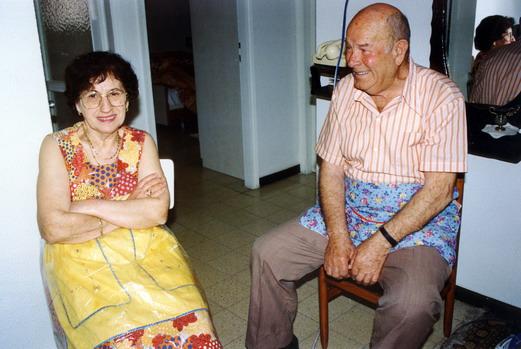 Yitshak and Fruma