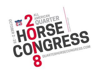 2018 All-American Quarter Horse Congress