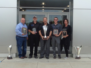 Harrison Trailers Honored by Featherlite Trailers
