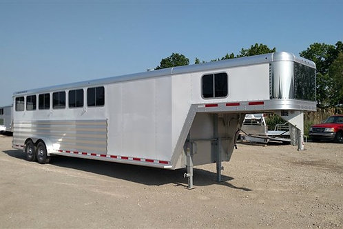 2015 Featherlite 8541 - Trainers Trailer
