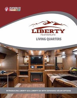 Living Quarters Trailers
