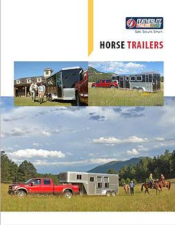 Featherlite Horse Trailers