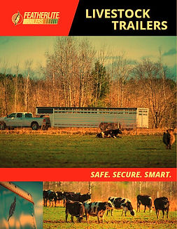 Feathlerite Stock Trailers