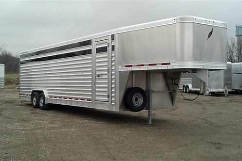 2015 Featherlite 8127 - Carriage & Horse Hauler
