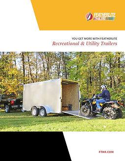 Utility/Cargo Trailers