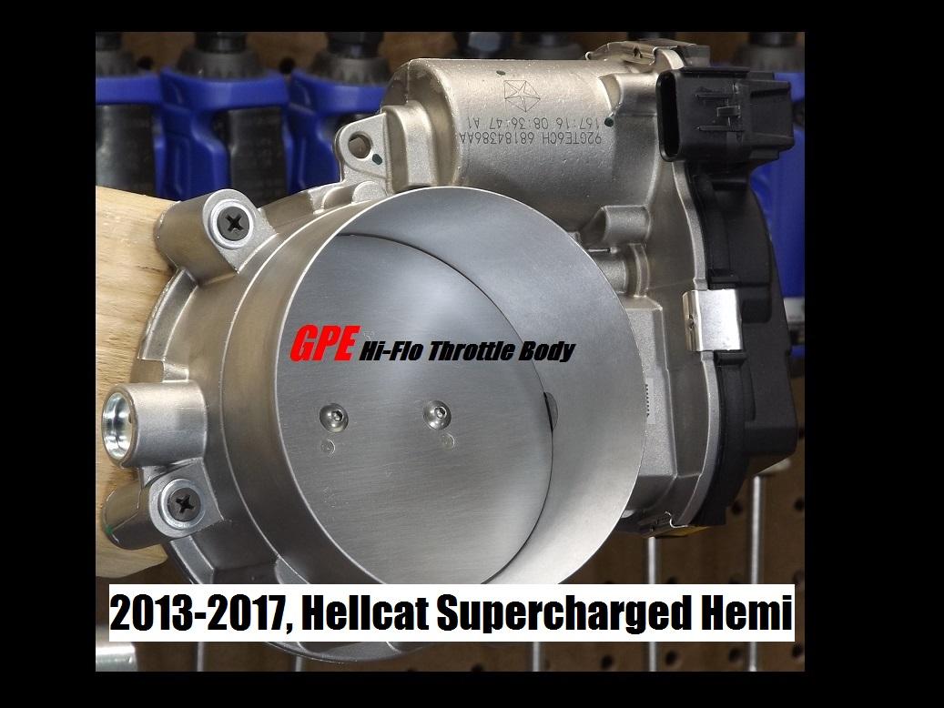 2013-2017 Hellcat
