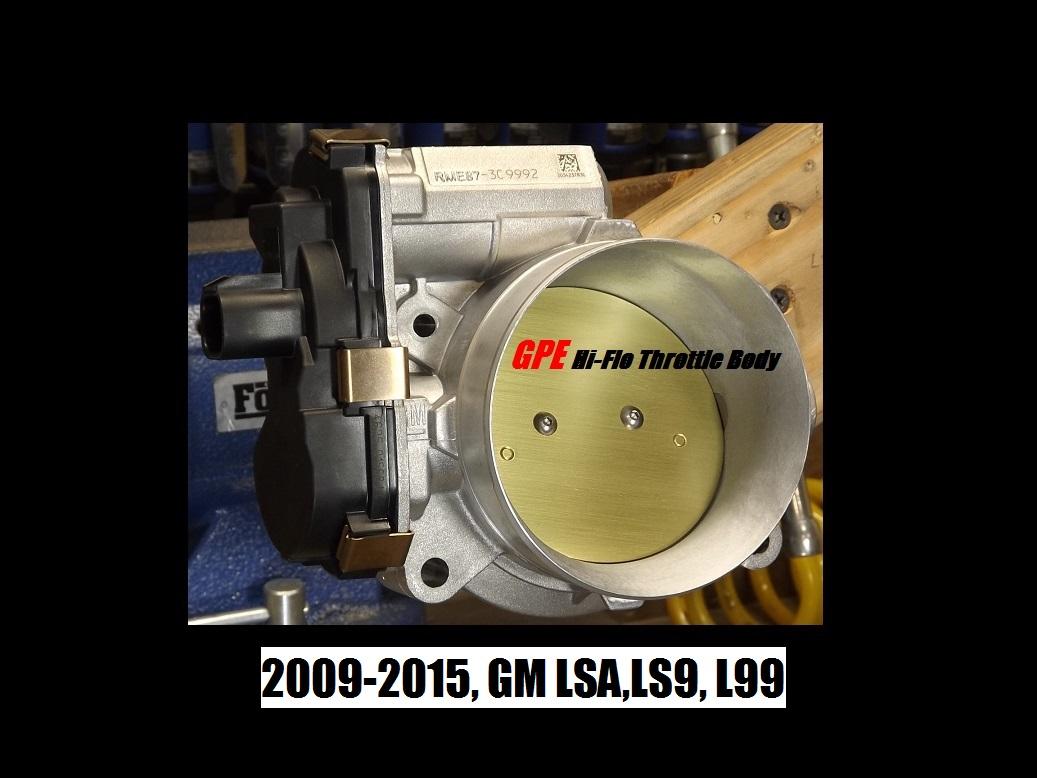 2009-2015 LSA, LS9, L99