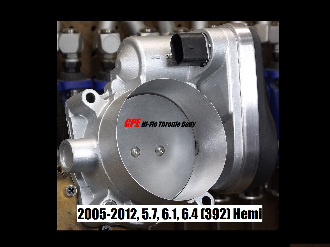 2005-2012 Hemi