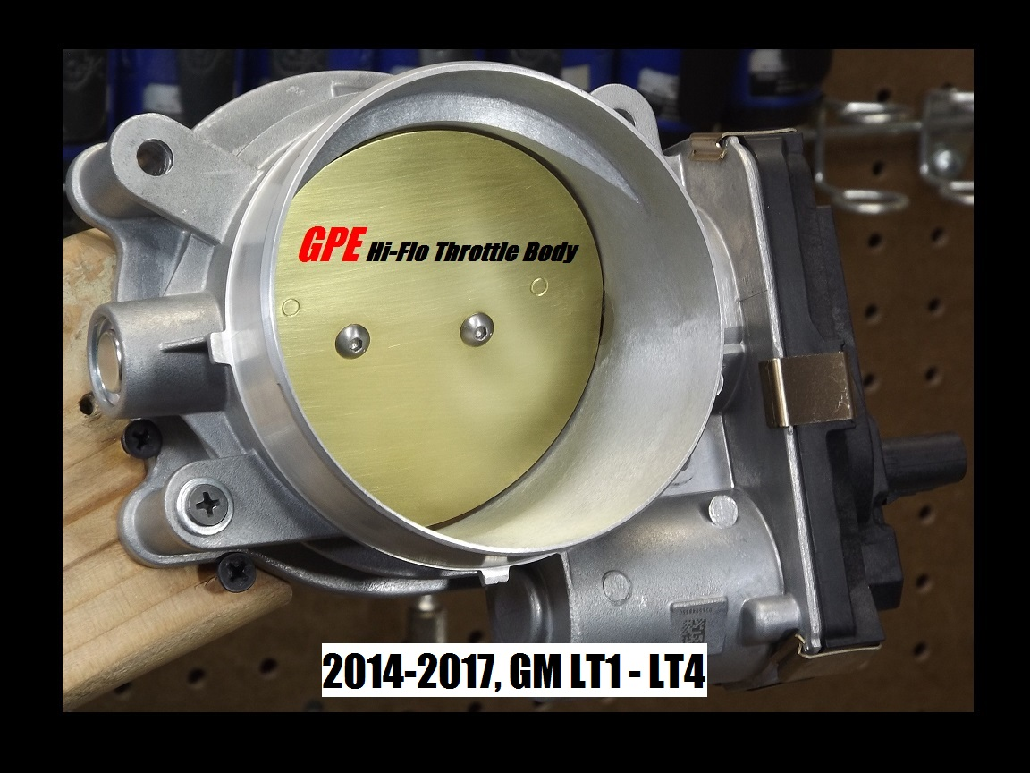 2014-2017 LT1 - LT4