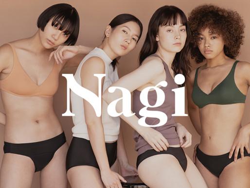 生理用品ブランド 「Nagi(ナギ)」をローンチ