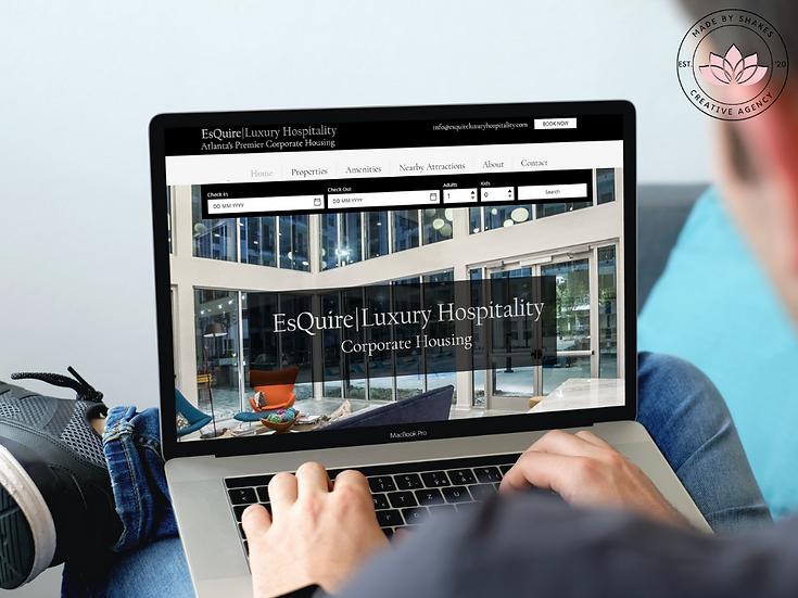 Elite Website Design Package