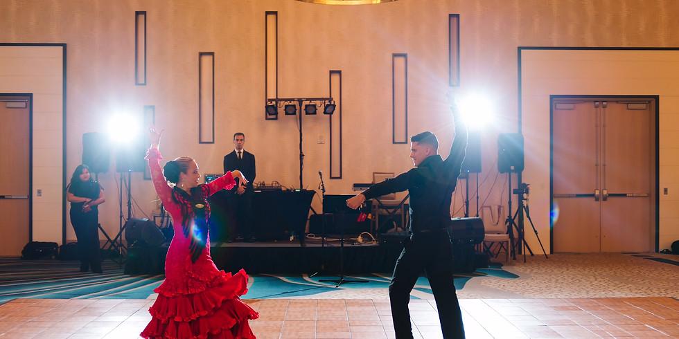 Pop Up Empress Series Workshop: Flamenco Technique with Vanessa Cerallo