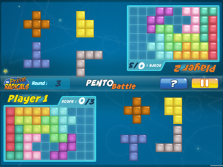 GAPC Entertainment Scores Cynopsis Kids' Nomination for  The Prime Radicals: Pentominoes!