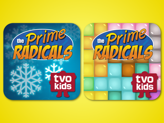 The Prime Radicals Release Two NEW Apps!