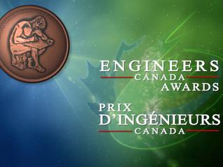 Engineers Canada Awards 2019