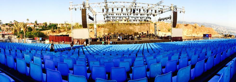 BYBLOS INTERNATIONAL FESTIVAL - JBEIL, LEBANON