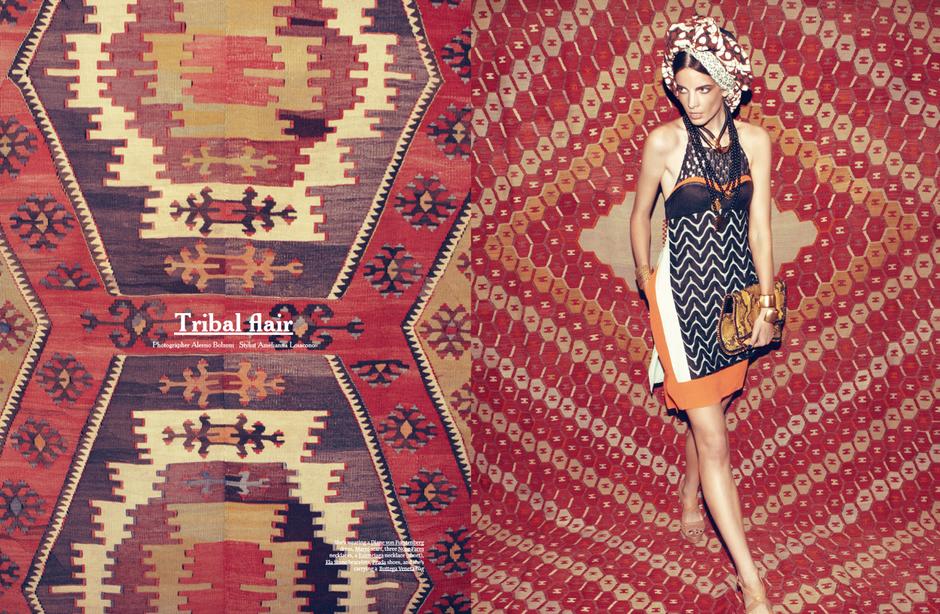 Tribal Flair