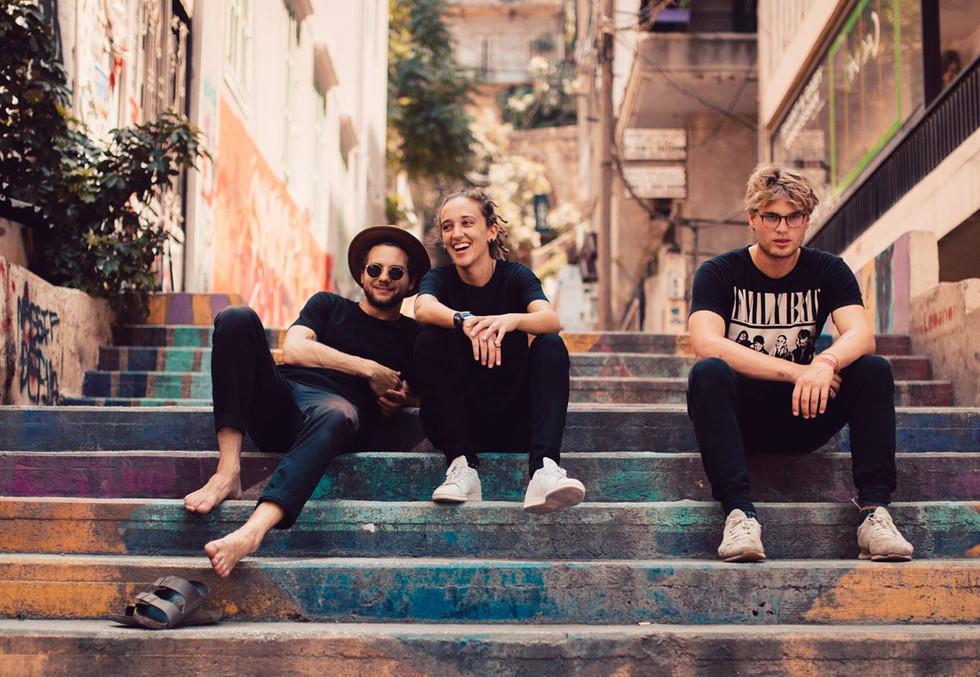 MILKY CHANCE - BEIRUT, LEBANON