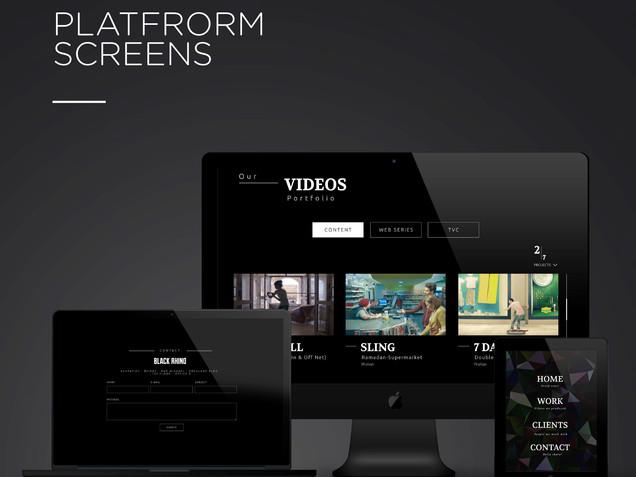 BLACK RHINO WEB DESIGN | LEBANON