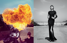 The Girl Who Fashioned Fire