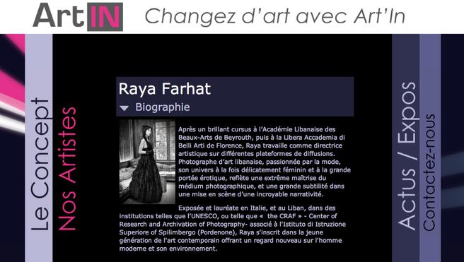 Art In, Paris