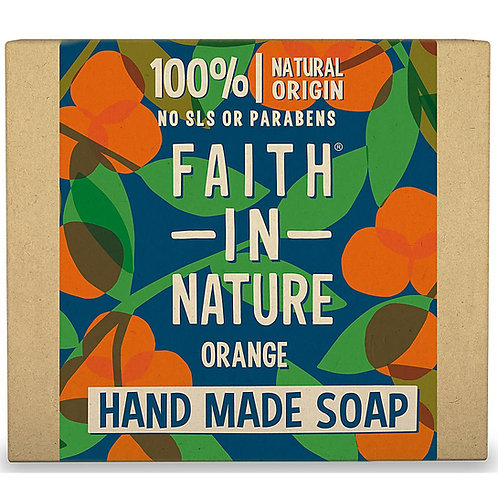 Faith in nature Soap bar in a range of scents