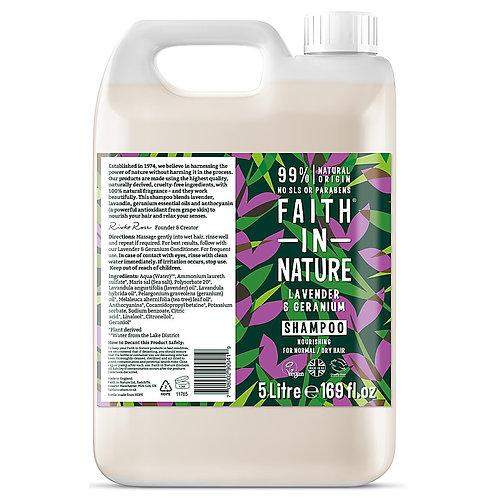 Lavender Shampoo Per 100ml