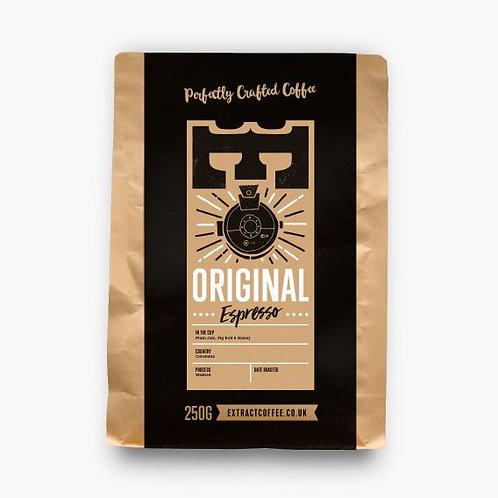 ORIGINAL ESPRESSO (Hazelnut, caramel & cocoa) 250g