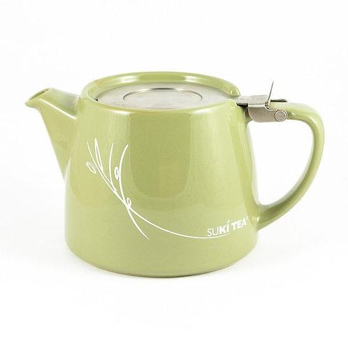 Suki stump tea pot