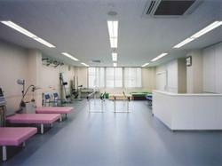 整形外科クリニックリハビリ室
