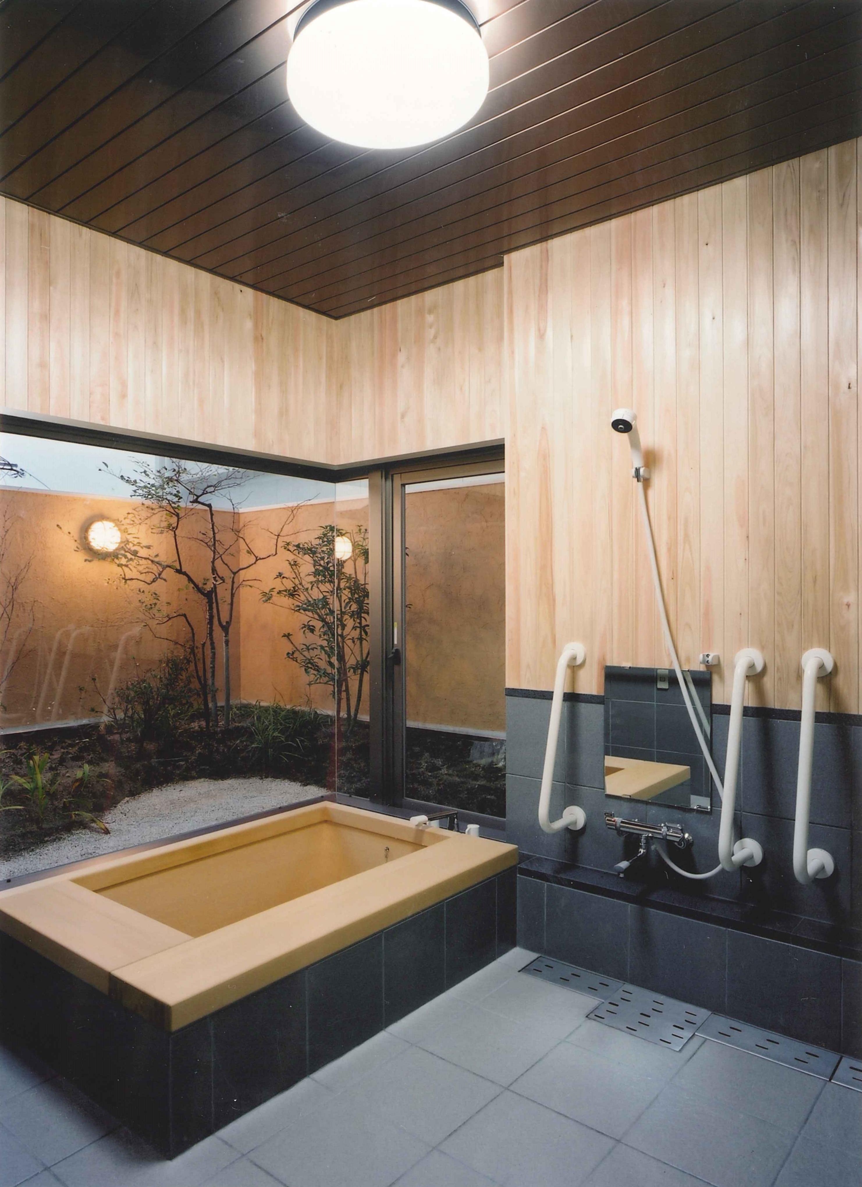 デイケア浴室