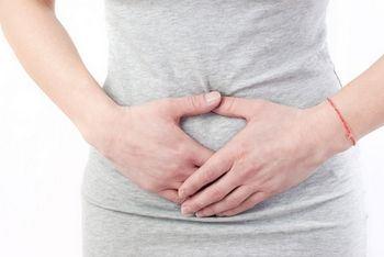 Chasser les tensions au niveau du ventre