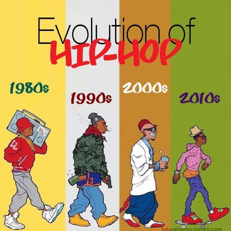 The Inspiring Evolution of Hip Hop