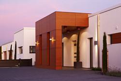 moderner Eingangsbereich