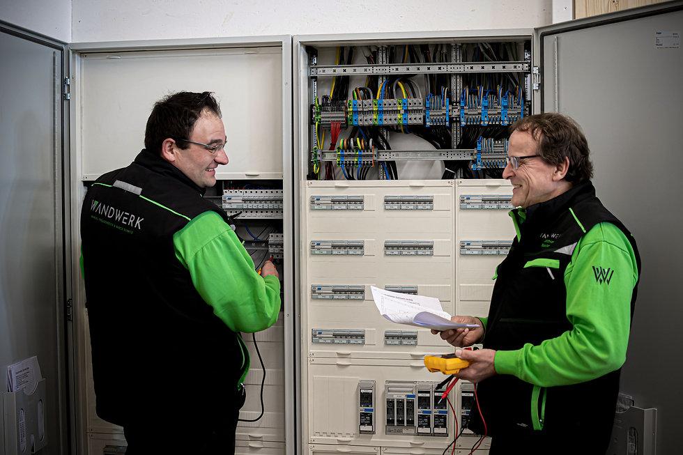WANDWERK Elektro-Team