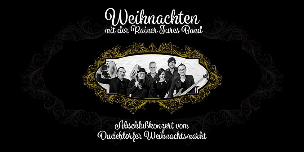Weihnachten mit der Rainer Tures Band