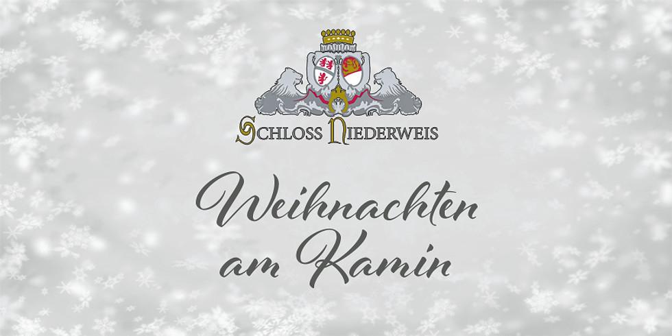 """Gala-Abend """"Weihnachten am Kamin"""""""