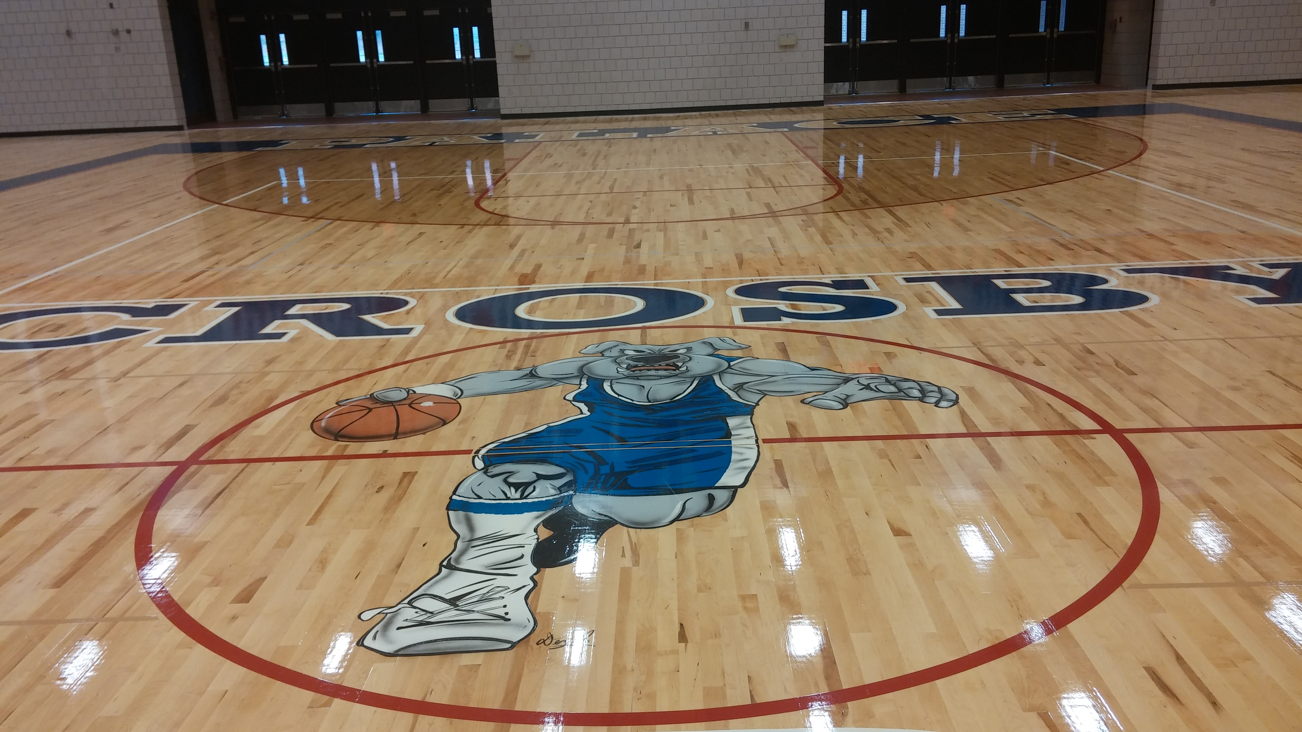 Logo - Bulldog Basketball - Crosby High School - Waterbury CT.JPG
